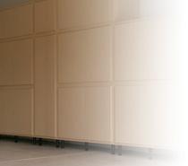 Do it yourself storage cabinets denver garage makeovers by slide lok garage cabinet solutioingenieria Gallery